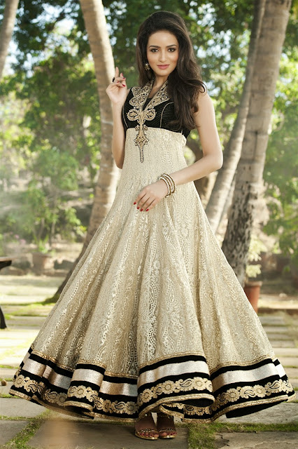 Buy Online Designer Long Anarkali Collection