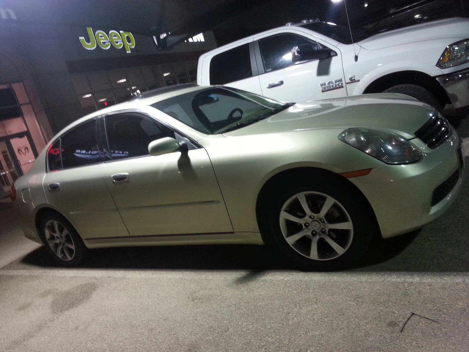 o infinity forged infiniti magazine i modified sedan sale modp features for