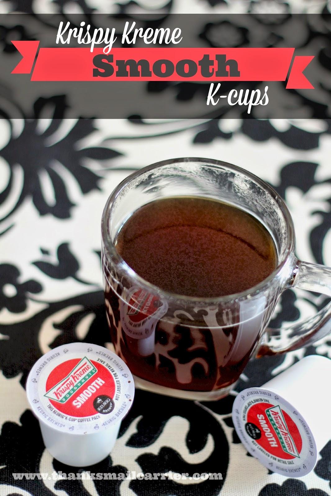 krispy kreme k-cup coffee
