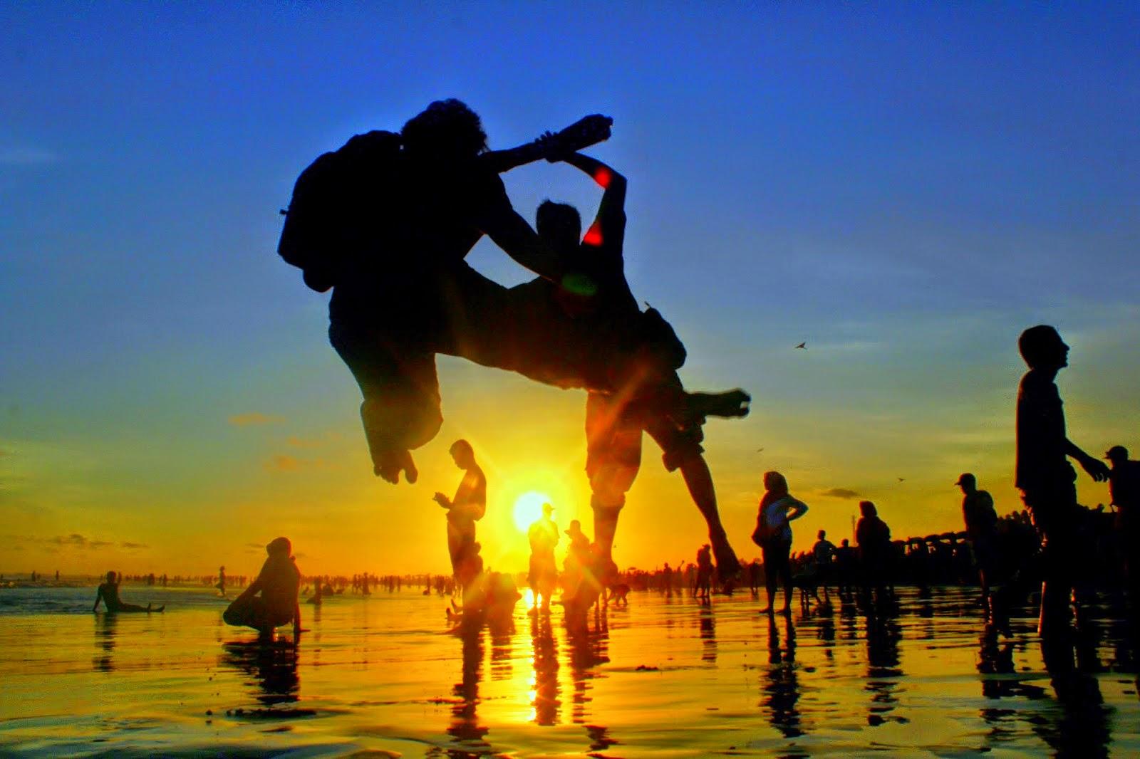 Aktivitas Seru Di Pantai Parangtritis Jogja