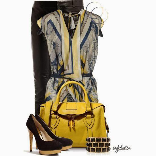 Dress, Bag,Shoes...