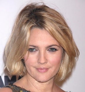 Drew Barrymore Hairstyles - Celebrity Hairstyle Ideas for Girls