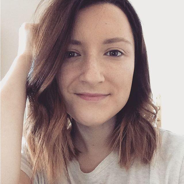 Hi I'm Sara-Lou..