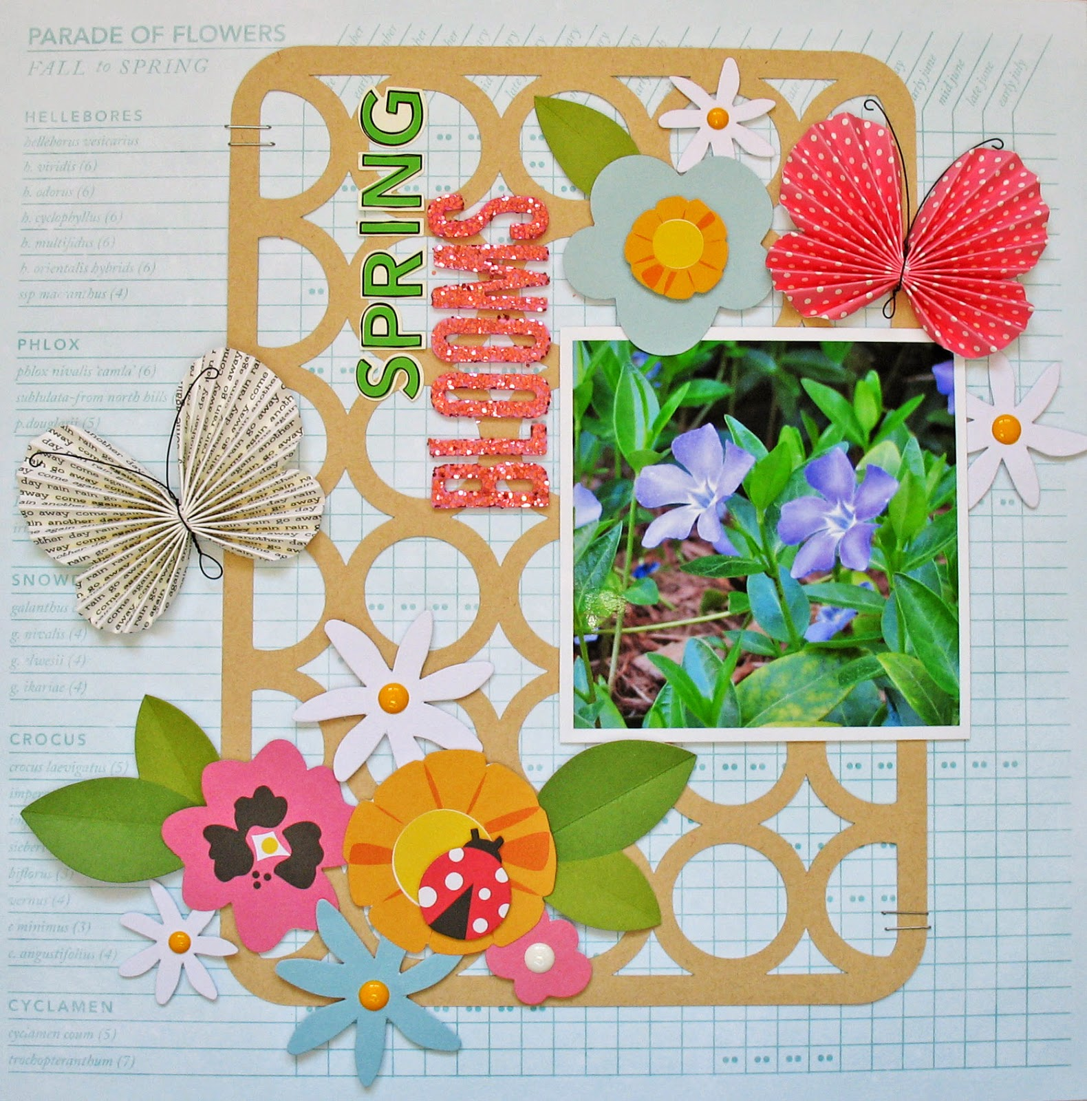 How to design scrapbook cover