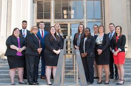 2017-2018 New Student Ambassadors