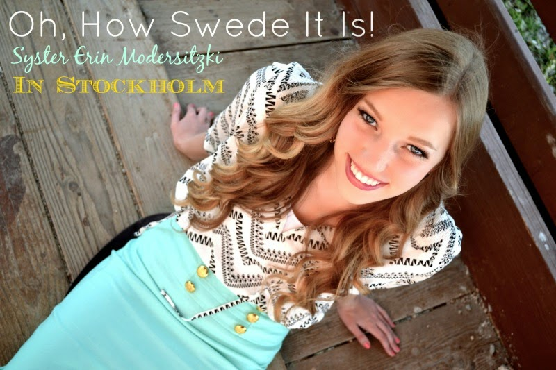 Oh How Swede It Is!