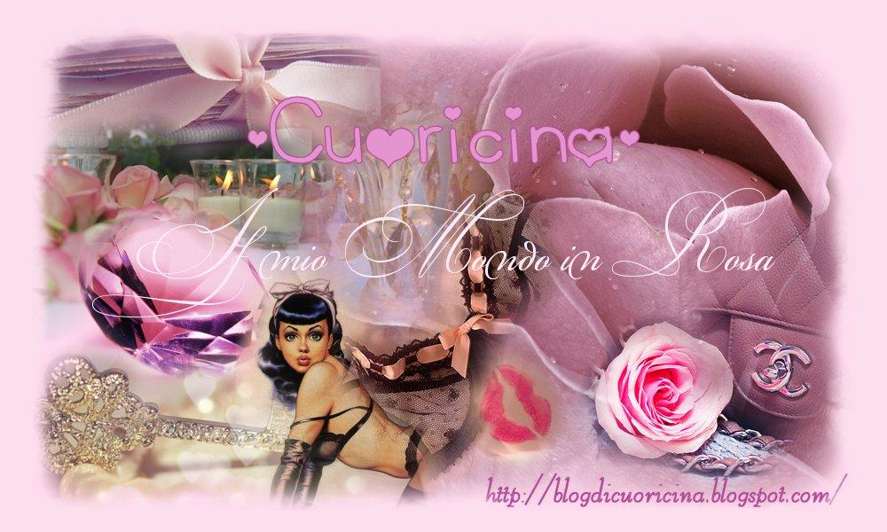 Cuoricina ♥ Il mio Mondo in Rosa ♥