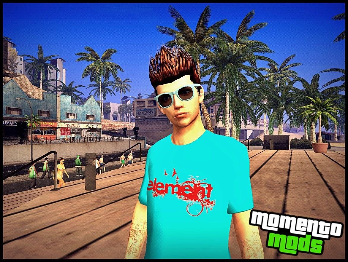 GTA SA - Skin Swagger Boy