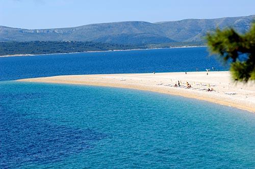 La croazia la croazia isole mare vacanze - Sopra un mare di specchi si vola ...