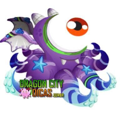 Dragão Polvo