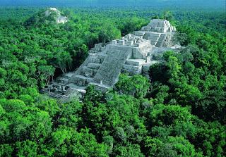 reserva de la biosfera, calakmul, mexico, campeche