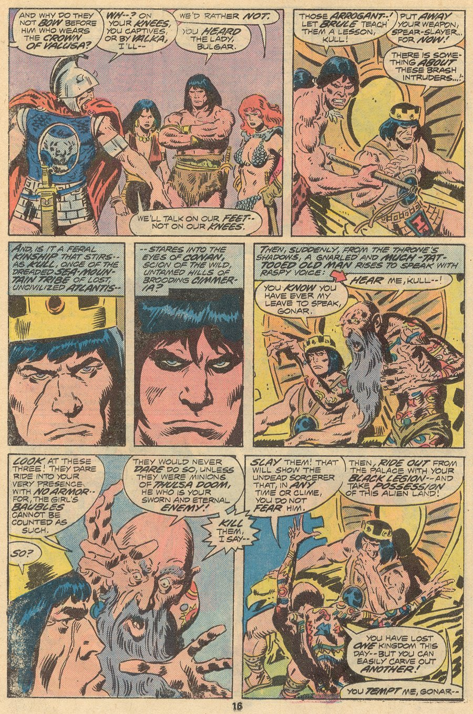 Conan the Barbarian (1970) Issue #68 #80 - English 11