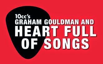 10cc Graham Gouldman The Epstein Theatre Liverpool