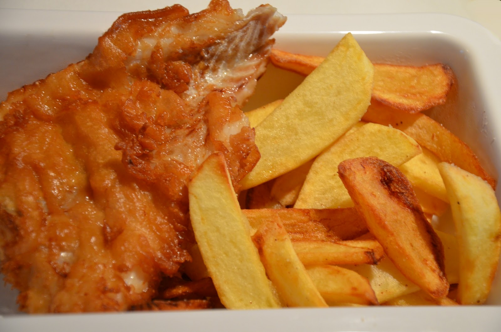 Fish And Chips Recipe — Dishmaps