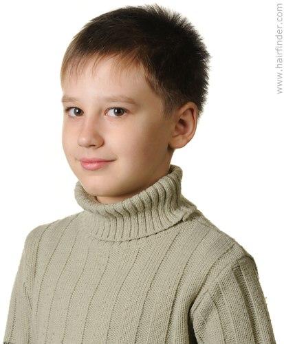 aqu imgenes de cortes y peinados infantiles para nios moda