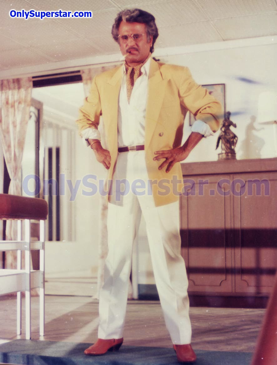 RAJINIKANTH IN 'ANNAMALAI' MOVIE