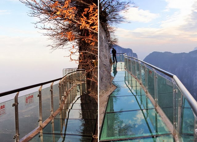 10 most scariest but cool bridges in the world for World s coolest bridges