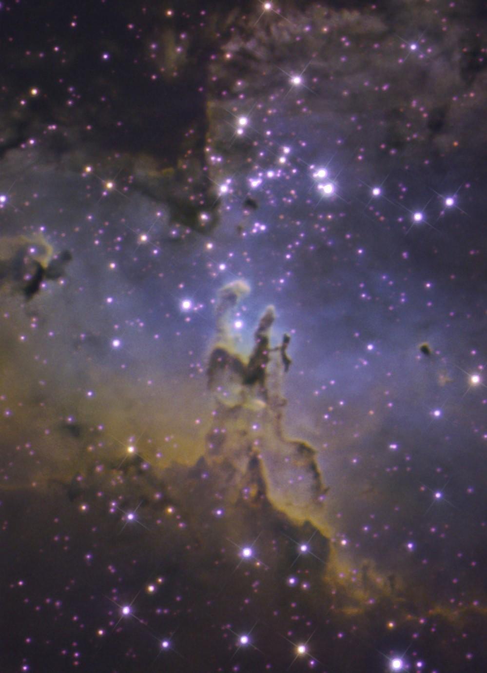 The Nebula Experiment Liquid Sky Of Dreams