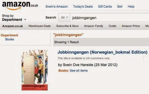Jobbinngangen - Boken for deg som skal søke jobb