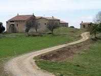 La masia de Campdeparets des dels Camps del Solell
