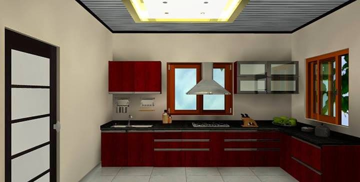 Kitchen Designs By Indian Interior Designer