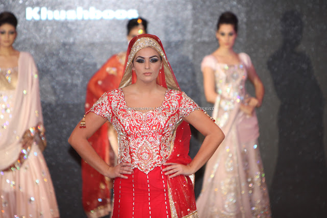 Khushboos by Chand oozescouture
