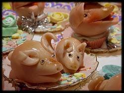 La festa di S. Antonio (17 gennaio): il porcellino di pasta reale