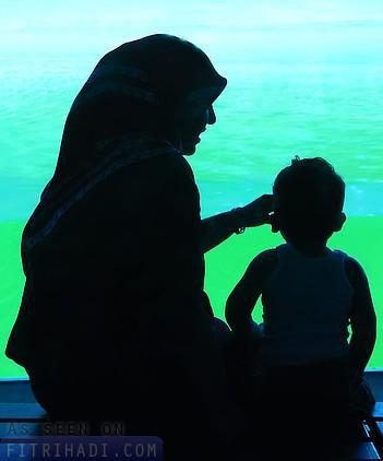 kisah anak yang kedekut dan ibu yang pemurah