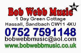 BOB WEBB MUSIC