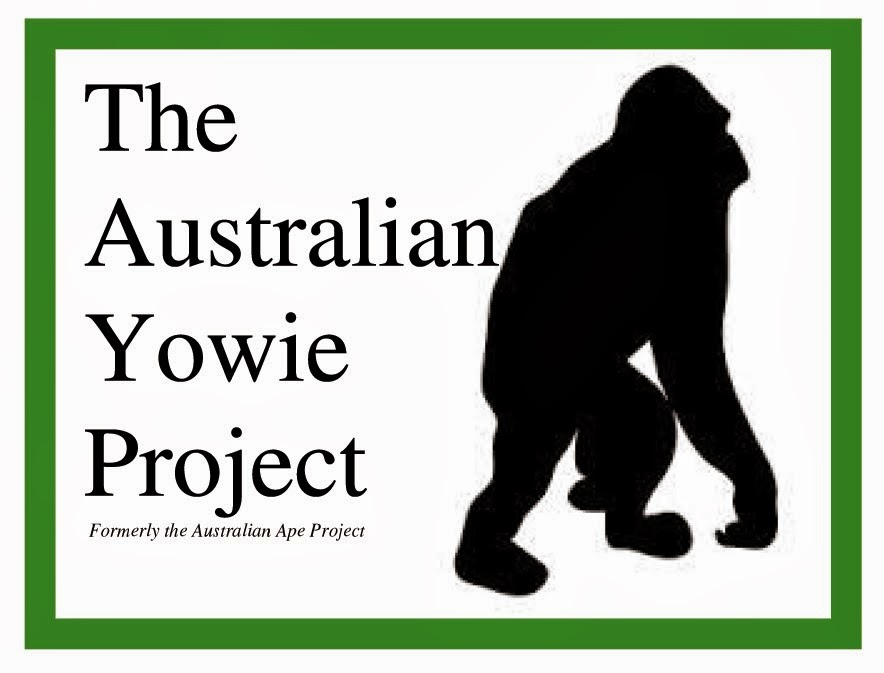 The Australian Yowie Project
