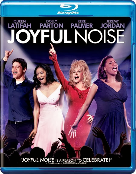 Joyful Noise 2012 Hindi Dubbed Dual Audio BRRip 720p