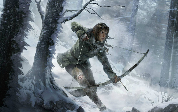 Rise of the Tomb Raider التحسينات الروسميات PC الحاسب الشخصي