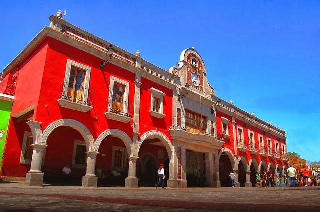 Presidencia Municipal - Tonalá, Jalisco