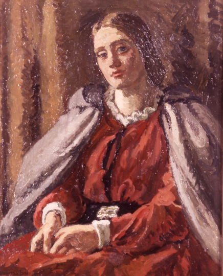 Virginia Woolf's The New Dress: Alienation, Isolation, and Loneliness