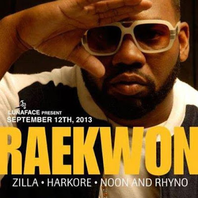 Brother Roo -  Lunaface Presents: Raekwon Classics Mix