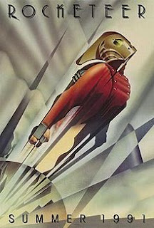 Sci-Fi New Year:  'The Rocketeer'