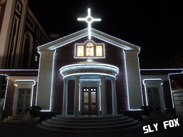 台南市東門路巴克禮教會