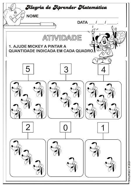 Atividade Número e Quantidade