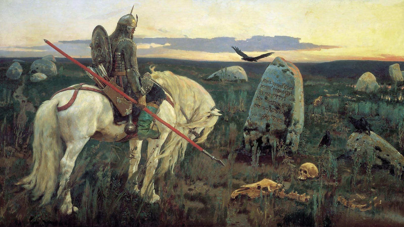 viktor vasnetsov knight