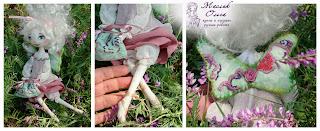Кукла фея. Авторские куклы Маслик Ольги