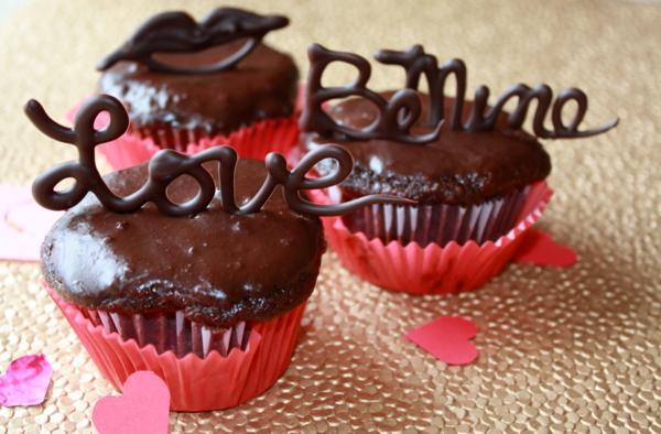 Надписи на торт из шоколада своими руками 436