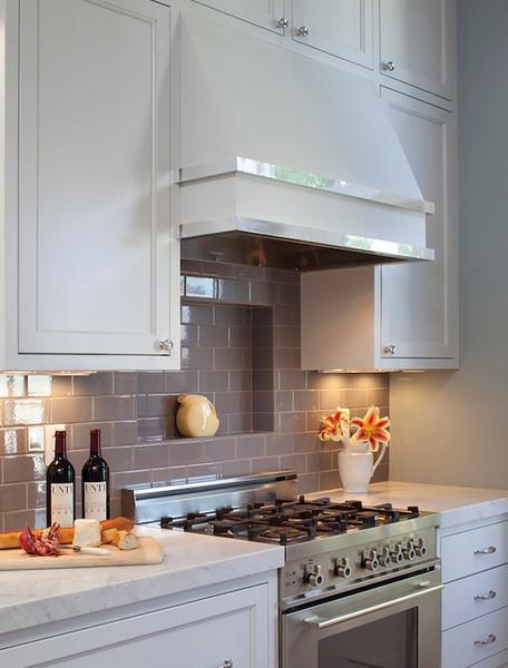 niche above oven