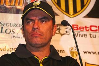 De la Pava fue presentado como técnico del Tachira