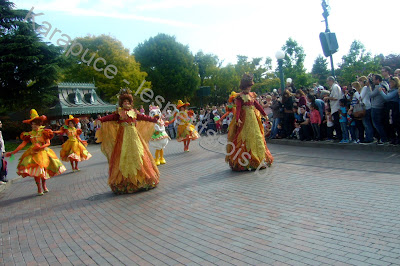 Parade Disneyland