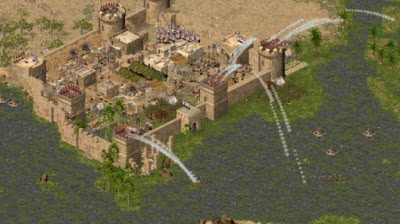Stronghold Crusader 1 Gameplay PC
