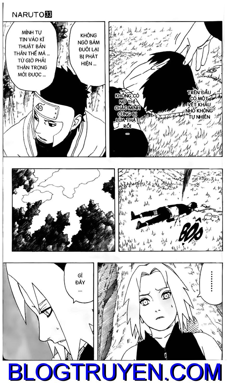 Naruto chap 299 Trang 15 - Mangak.info