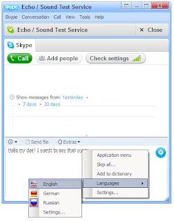 Ursa Spell Checker Screenshot