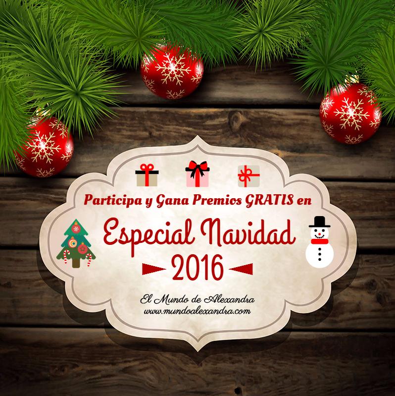 ¡¡¡SORTEO ESPECIAL NAVIDAD, DECENAS DE PREMIOS GRATUITOS TE ESTÁN ESPERANDO!!!