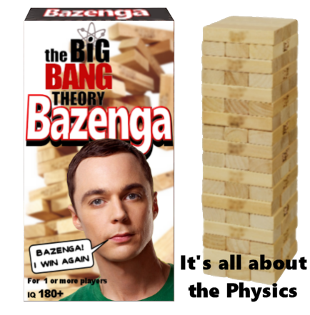 Big Bang Jenga
