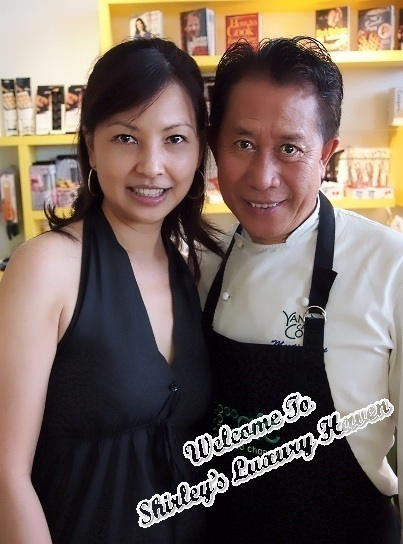 afc studio chef martin yan with luxuxy haven